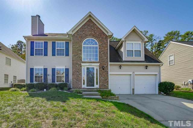 205 Talley Ridge Drive, Holly Springs, NC 27540 (#2289047) :: Dogwood Properties