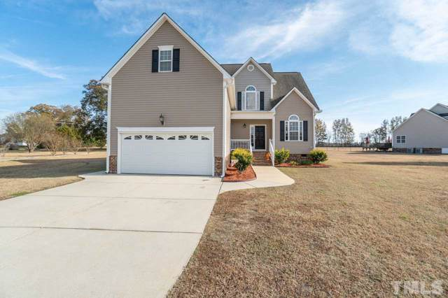 97 Woodall Farm Lane, Princeton, NC 27569 (#2289086) :: Marti Hampton Team - Re/Max One Realty