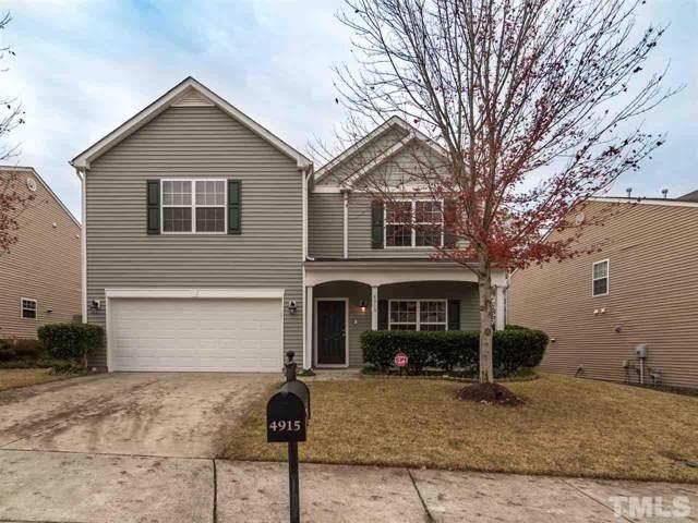 4915 Swanns Mill Drive, Durham, NC 27704 (#2289106) :: Dogwood Properties