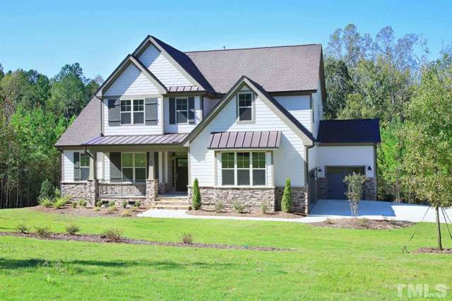 639 Colonial Ridge Drive, Pittsboro, NC 27312 (#2289114) :: Triangle Just Listed