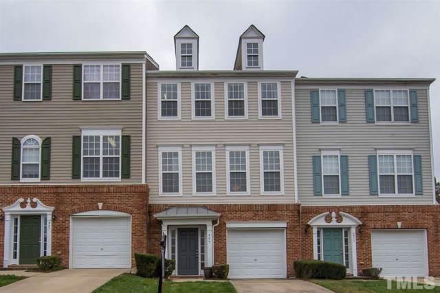 409 Coral Creek Lane, Morrisville, NC 27560 (#2289124) :: Sara Kate Homes