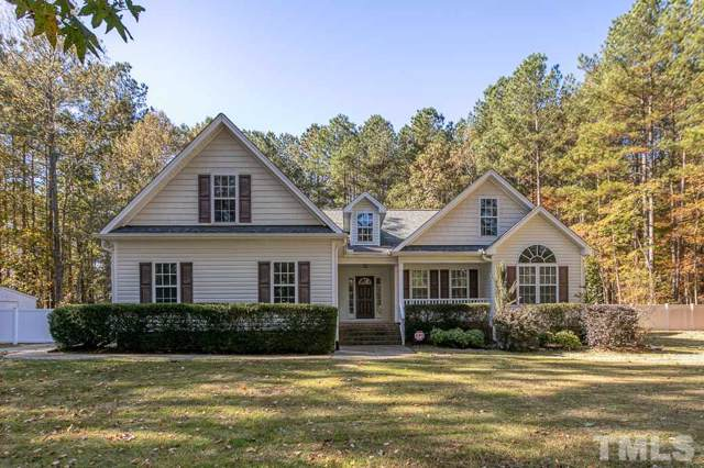 350 Spencers Gate Drive, Youngsville, NC 27596 (#2289128) :: The Jim Allen Group