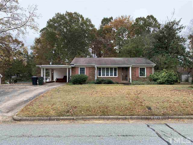 2326 Venie Street, Burlington, NC 27215 (#2289135) :: Real Estate By Design