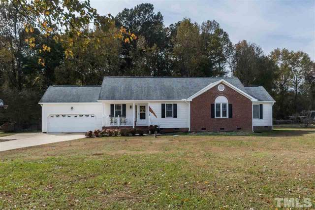 100 Dixie Court, Clayton, NC 27520 (#2289179) :: M&J Realty Group
