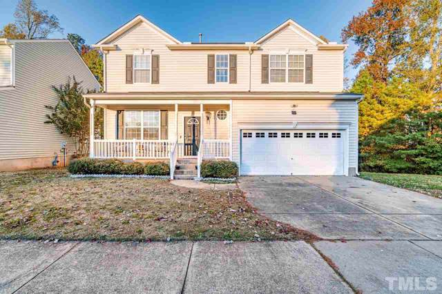 305 Jasper Point Drive, Holly Springs, NC 27540 (#2289208) :: Dogwood Properties