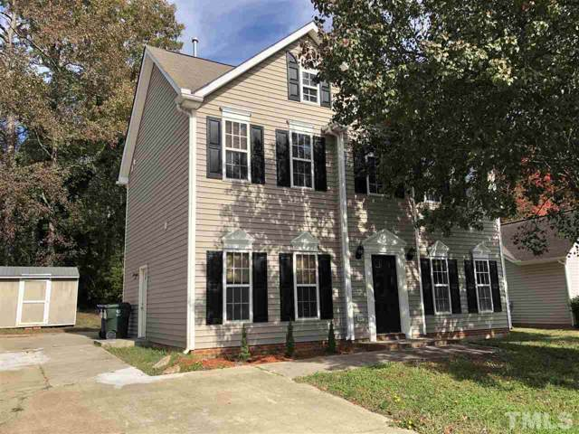 1109 Aaron Drive, Raleigh, NC 27610 (#2289260) :: The Perry Group