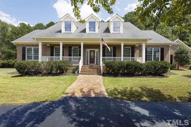 60 Meadow Run, Chapel Hill, NC 27517 (#2289280) :: The Perry Group