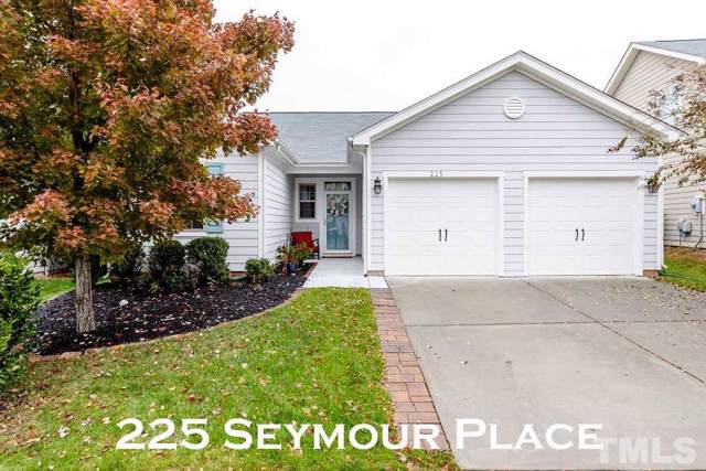 225 Seymour Place, Cary, NC 27519 (#2289284) :: Raleigh Cary Realty