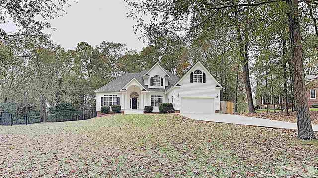 272 Broom Sage Drive, Angier, NC 27501 (#2289310) :: Real Estate By Design
