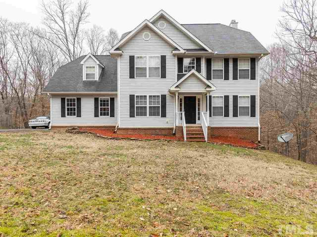 6025 Meadow Greer Road, Chapel Hill, NC 27516 (#2289314) :: Real Estate By Design
