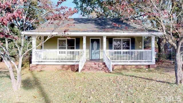 200 N 11th Street, Sanford, NC 27330 (#2289350) :: The Perry Group