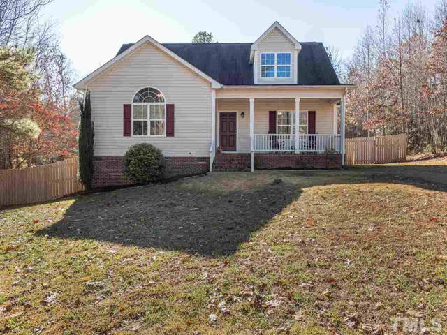 2600 Pauline Oaks Drive, Franklinton, NC 27525 (#2289374) :: Raleigh Cary Realty