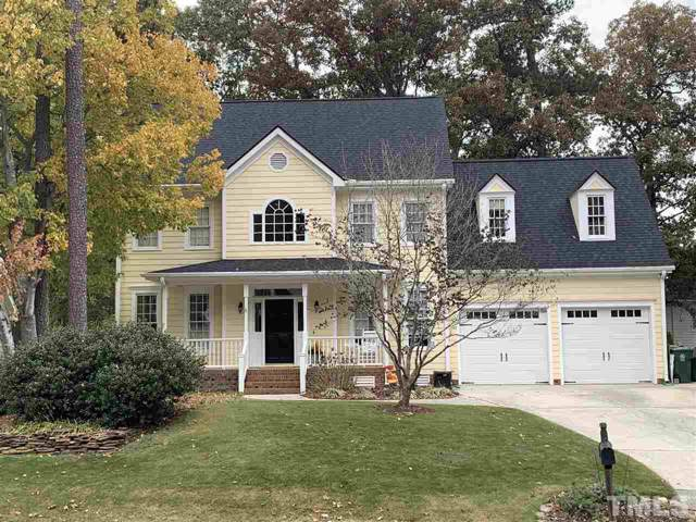 114 Parkcrest Drive, Cary, NC 27519 (#2289377) :: Raleigh Cary Realty