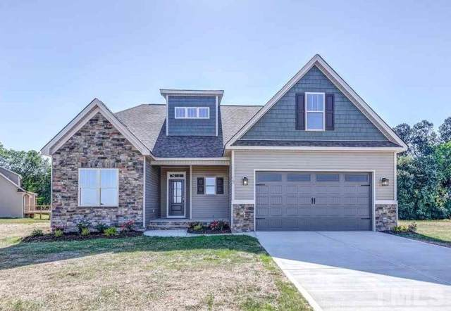 66 Amaryllis Court, Middlesex, NC 27557 (#2289422) :: M&J Realty Group