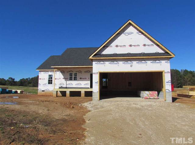 143 Rhododendron Drive, Middlesex, NC 27557 (#2289434) :: M&J Realty Group