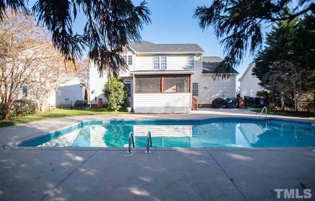 12417 Draco Road, Raleigh, NC 27614 (MLS #2289442) :: The Oceanaire Realty