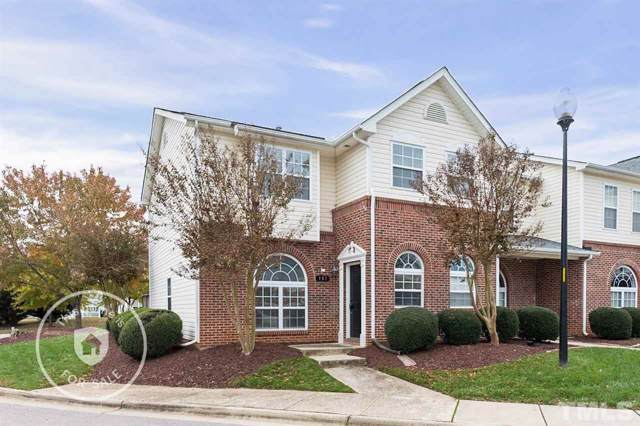 2120 Piney Brook Road #101, Raleigh, NC 27614 (#2289455) :: RE/MAX Real Estate Service