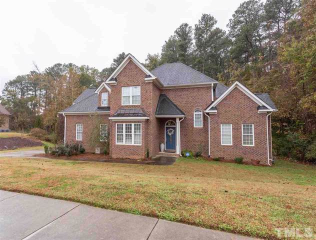 516 Sherrybrook Drive, Raleigh, NC 27610 (#2289470) :: M&J Realty Group