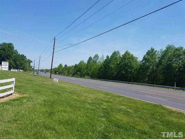 S Durham Road, Roxboro, NC 27573 (#2289490) :: The Rodney Carroll Team with Hometowne Realty