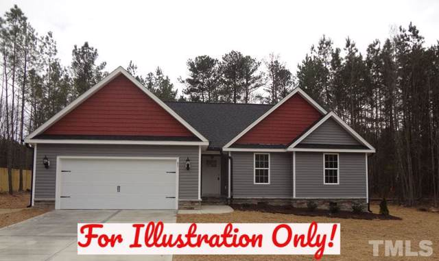 225 North Ridge Drive, Louisburg, NC 27549 (#2289509) :: The Amy Pomerantz Group