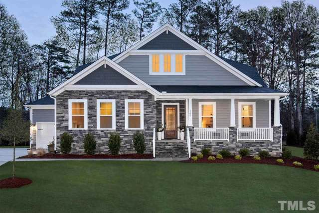 40 Parkside Drive, Pittsboro, NC 27312 (#2289522) :: RE/MAX Real Estate Service