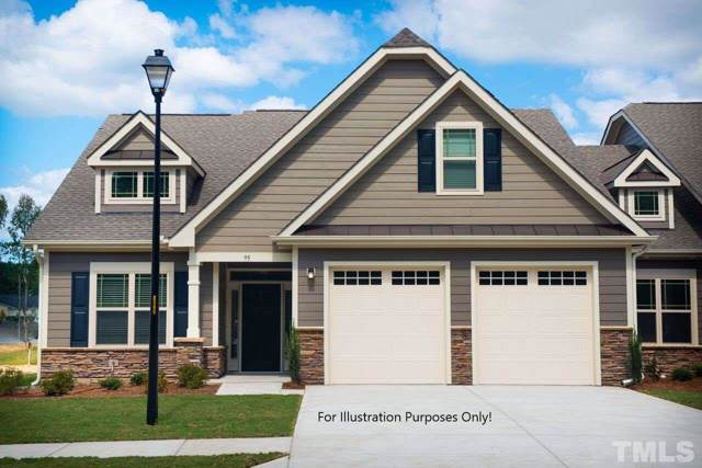 74 Powderhorn Point, Garner, NC 27529 (#2289556) :: Sara Kate Homes