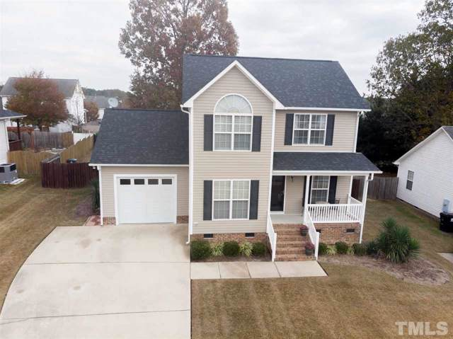 210 Spinel Lane, Knightdale, NC 27545 (#2289583) :: RE/MAX Real Estate Service