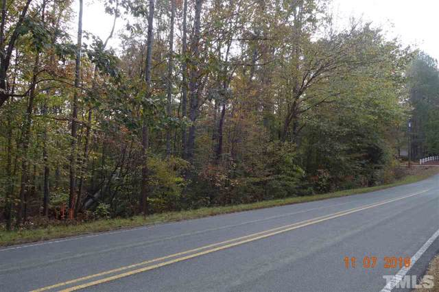 Lot 1 & 2 Tabbs Creek Lane, Oxford, NC 27565 (#2289598) :: The Perry Group