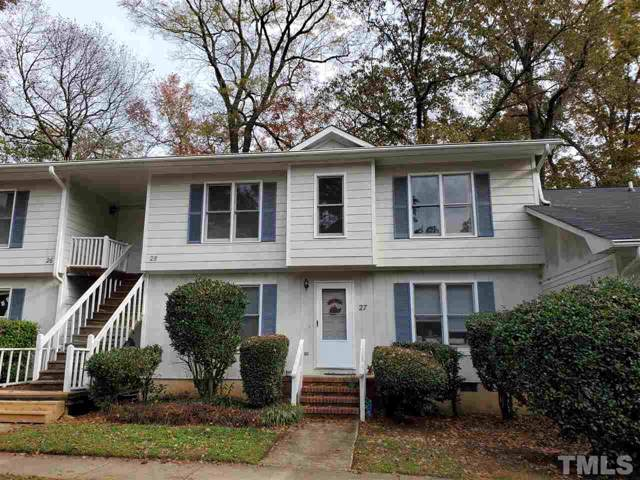 121 Westview Drive #28, Carrboro, NC 27510 (#2289619) :: Classic Carolina Realty