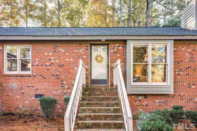 300 Woodcroft Parkway 20D, Durham, NC 27713 (#2289655) :: Dogwood Properties