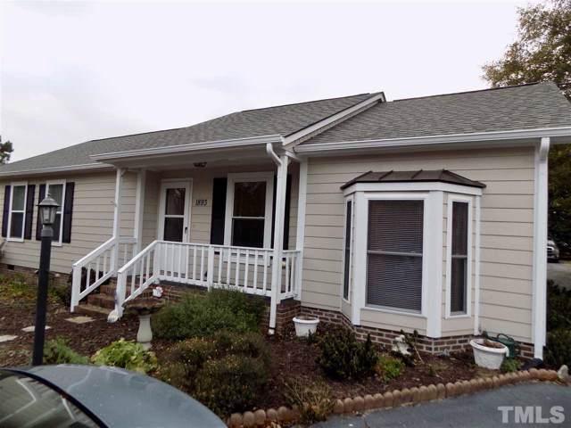 1893 Old Buies Creek Road, Angier, NC 27501 (#2289662) :: Dogwood Properties