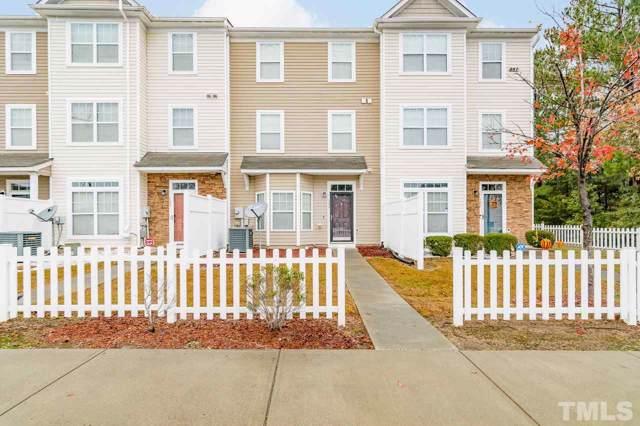 351 Gilman Lane #104, Raleigh, NC 27610 (#2289722) :: Real Estate By Design