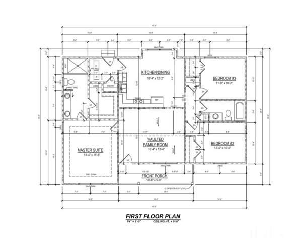 1500 Old Us 421, Lillington, NC 27546 (#2289743) :: Dogwood Properties