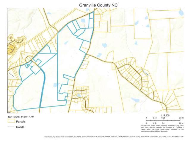AC Landis Road, Oxford, NC 27565 (#2289745) :: The Perry Group