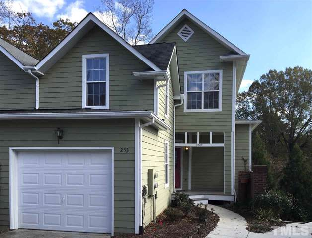 253 Sweet Bay Place, Carrboro, NC 27510 (#2289748) :: Spotlight Realty