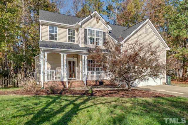 3007 Shopton Drive, Apex, NC 27502 (#2289779) :: Raleigh Cary Realty