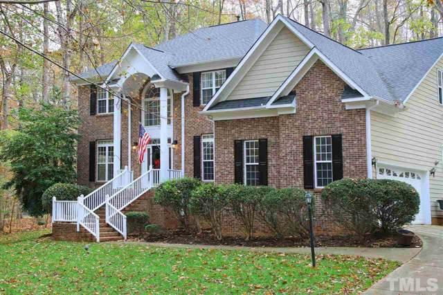 706 Hardscrabble Drive, Hillsborough, NC 27278 (#2289783) :: Real Estate By Design