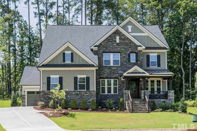 1605 Keyworth Court Lot 9, Raleigh, NC 27612 (MLS #2289809) :: The Oceanaire Realty