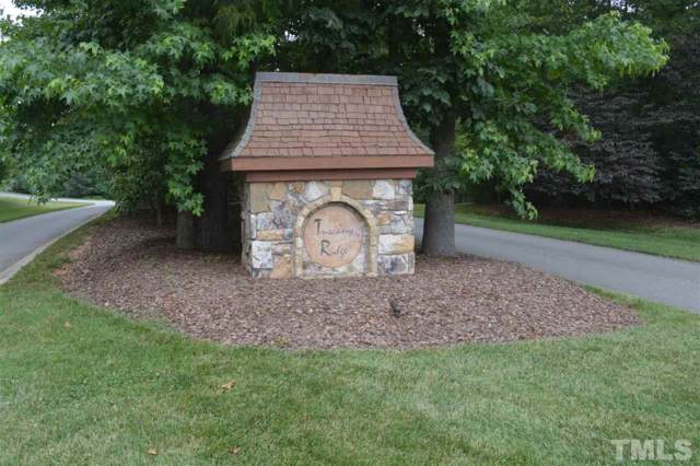8 Tuscany Drive, Hillsborough, NC 27278 (#2289821) :: The Perry Group