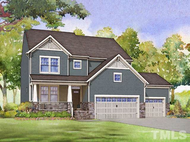 129 Anna Point Lane, Rolesville, NC 27571 (MLS #2289825) :: The Oceanaire Realty