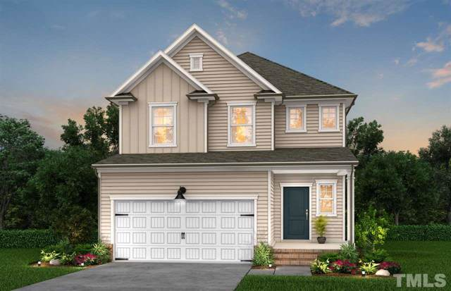 2621 Impulsion Drive Wb Lot 149, Apex, NC 27562 (MLS #2289864) :: The Oceanaire Realty