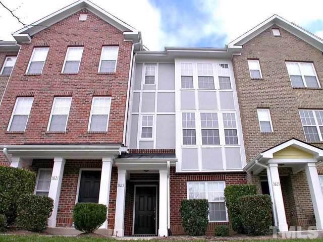 3823 Cary Glen Boulevard, Cary, NC 27519 (#2289870) :: Sara Kate Homes