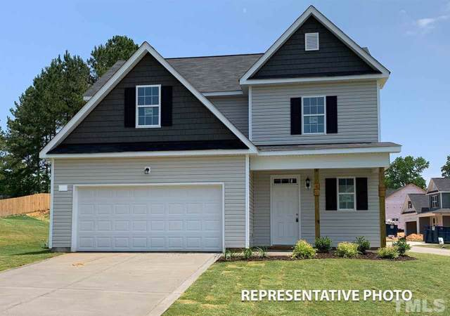 78 Jester Court, Clayton, NC 27520 (#2289878) :: Dogwood Properties