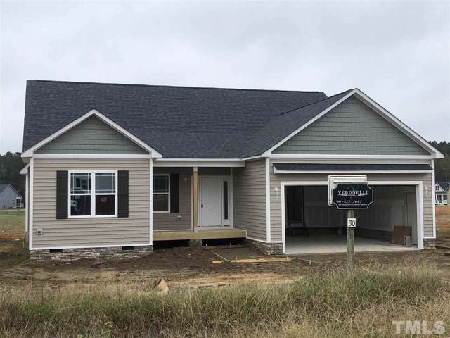 63 Rickenbacker Drive, Zebulon, NC 27597 (#2289890) :: Foley Properties & Estates, Co.