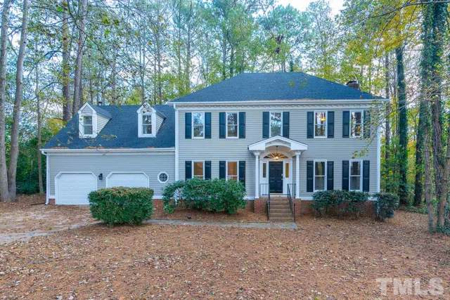 107 Lochberry Lane, Cary, NC 27518 (#2289895) :: Foley Properties & Estates, Co.