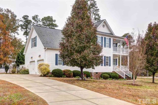 34 Sandecker Court, Clayton, NC 27520 (#2289900) :: Sara Kate Homes