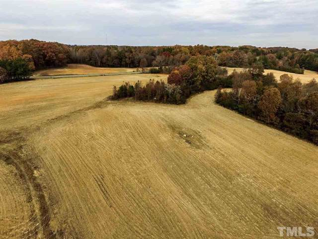 32 acres Allensville Road, Roxboro, NC 27574 (#2289946) :: Sara Kate Homes