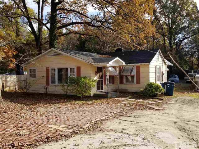 2518 Ross Road, Durham, NC 27703 (MLS #2289947) :: The Oceanaire Realty