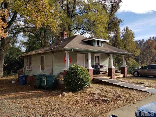 910 N Guthrie Avenue, Durham, NC 27703 (#2289949) :: The Perry Group