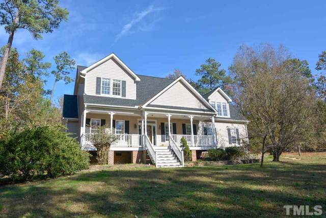 855 Clifton Pond Road, Louisburg, NC 27549 (#2289982) :: RE/MAX Real Estate Service